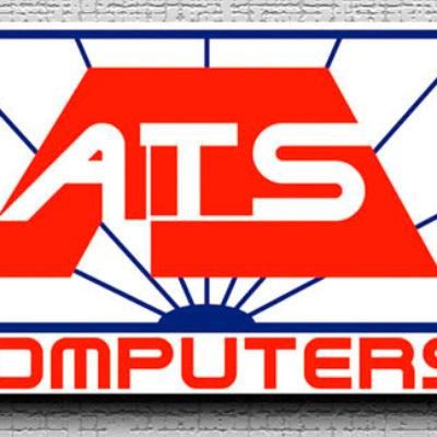ATS Computers Logo Redesign