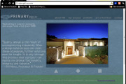 Brass Ring Multimedia design: Primary Design, Inc. (PDI) architect website