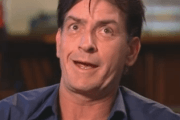 Charlie Sheen - crazy eyes! (image)