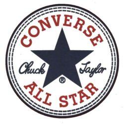 Converse Chuck Taylor All-Star sneaker logo (image)