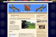 DeChielFirearms.com WordPress website ($397 WordPress Special)