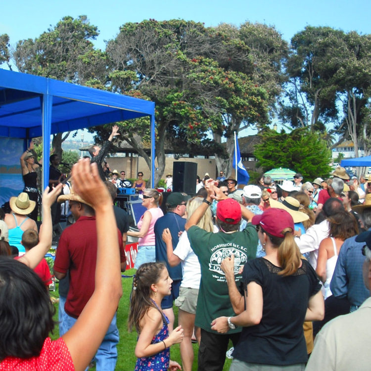 "La Jolla Concert By the Sea 2011 Season Is Off To A Great Start Thanks to ""The Heroes!"""