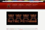 Aztec Fitness website ($397 WordPress Special)
