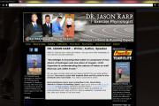 RunCoachJason Home page ($397 WordPress special)