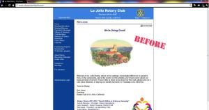 Rotary Club of La Jolla (OLD)