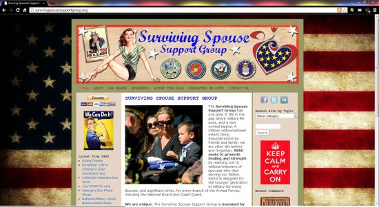 Surviving Spouse Support Group (SSSG)