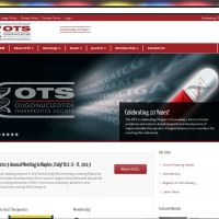 OTS WordPress Website