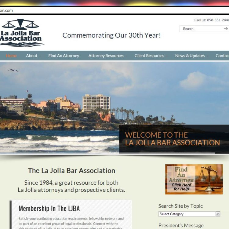 The La Jolla Bar Association (LJBA)