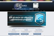 Laser Source WordPress website design