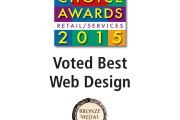 Brass Ring Multimedia Wins 2015 Best Web Design Award, La Jolla Village News Readers Choice