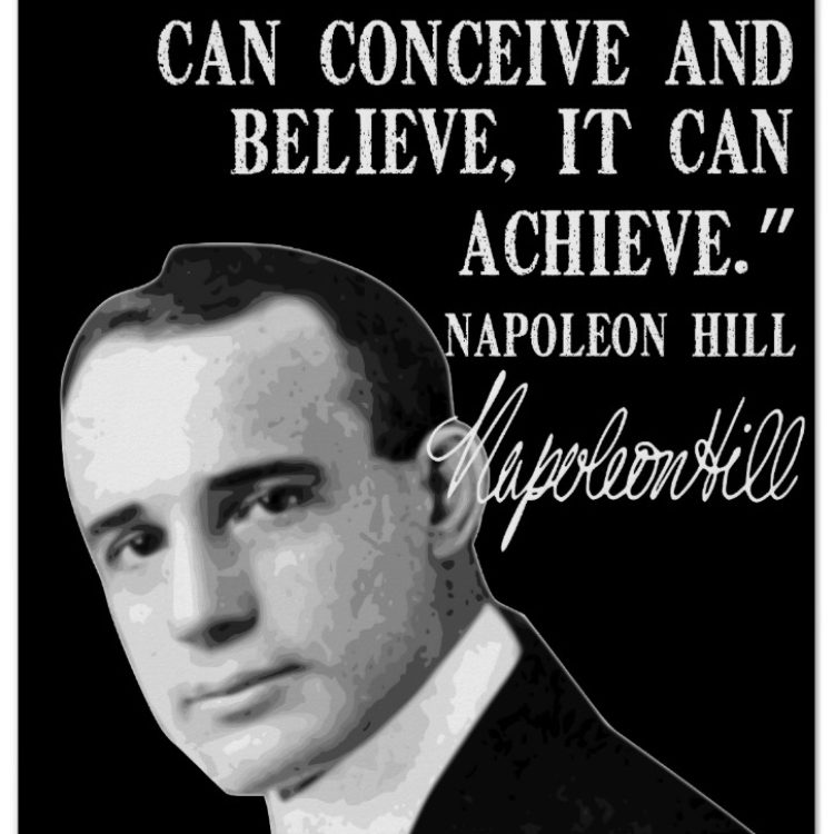 Napoleon Hill's 12 Great Riches of Life